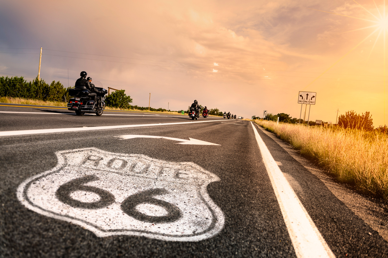 route66 motorcycle tours
